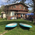 Paddle off to The Brookside